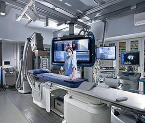 Υπερσύγχρονος εξοπλισμός στο Αιμοδυναμικό Εργαστήριο Επεμβατικής Καρδιολογίας του Metropolitan Hospital