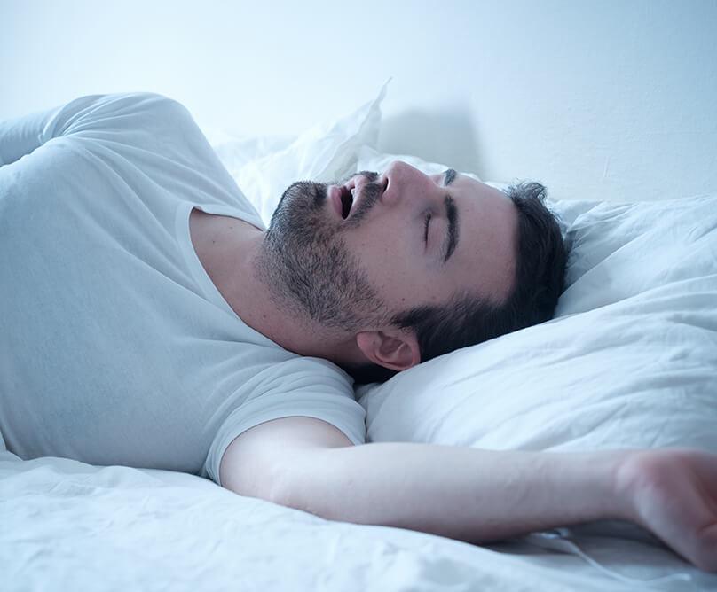Άπνοια στον ύπνο