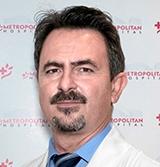 ο Δρ Διαμαντής Ε. Θωμάς, M.D. Ph.D. F.A.C.S.