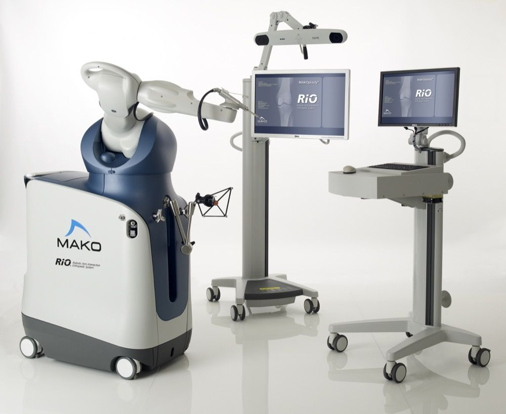 MAKO RIO: ROBOTIC TECHNOLOGY IN ORTHOPEDIC SURGERY